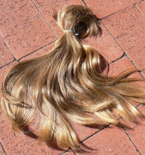 golden blonde highlights in black hair. virgin golden blonde hair