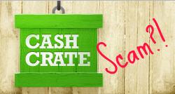 CashCrate Scam