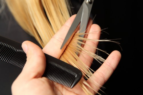 Cut those split ends!