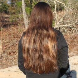straight hair 1