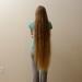 Virgin Dark Blonde Long Thick Hair