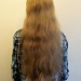 Virigin medium blonde hair | 20 inches