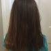 Naturally straight brown virgin hair
