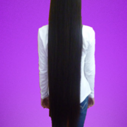 My hair 3