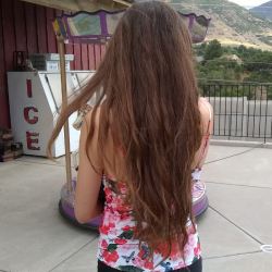 12-15 inches virgin brown hair