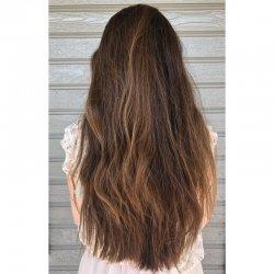 Virgen Blonde/Brown Hair