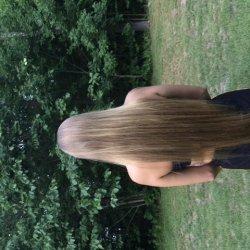 """23"""" Blonde Virgin Hair"""