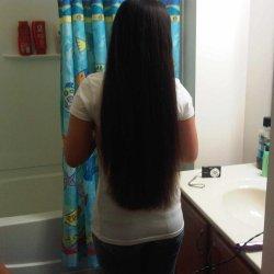straightened length