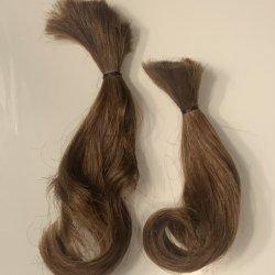 Brown Virgin Curly Hair