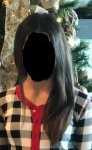 Awesome, virgin, professionally cut child hair